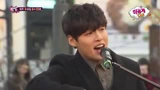 Kang Ha Neul Singing 💕