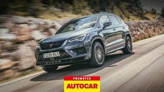 Sponsored: Cupra Ateca driven | Autocar