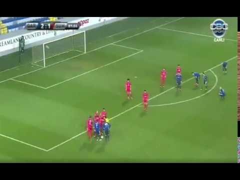 Qarabağ 2 - 1 Sumqayıt Azərbaycan Kuboku 1/4 Final Geniş İcmal Карабах 2 - 1 Сумгаит обзор матча