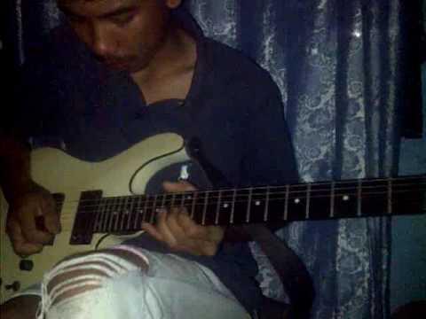 damai god bless (guitar cover)