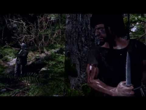 Rambo: The Video Game - Reveal Trailer  - Eurogamer