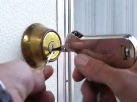 STRONG LOCK PICK GUN LOCKSMITH TOOL DOOR LOCK OPENER