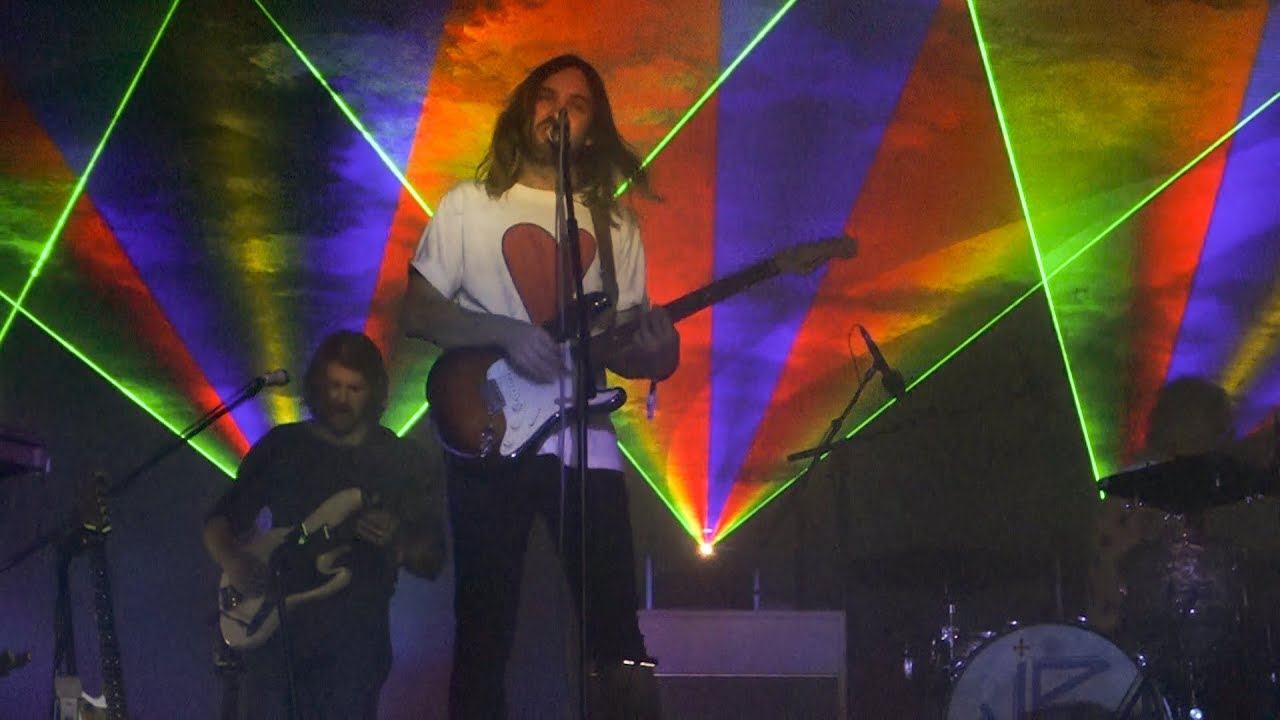 Tame Impala The Less I Know The Better Treasure Island