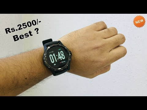 SMART WATCH UNDER 2500.-( Oraimo Tempo OSW-10 )
