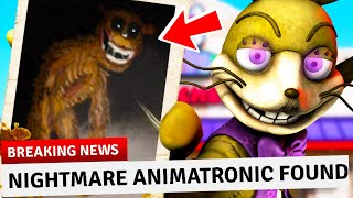 FINAL PROOF FNAF was REAL BEFORE the GAMES! (old FNAF Pizzeria TV ad)