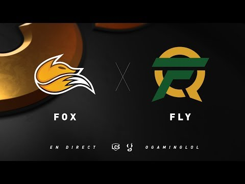 LCS Spring 2019 - FOX vs FLY - W3D2