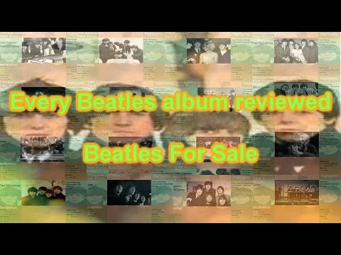 Every Beatles Album Reviewed: Beatles For Sale