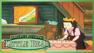 Little Bear | Emily's Birthday / The Great Race / Circus For Tutu - Ep. 38