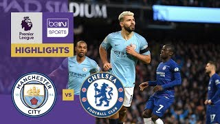 Manchester City 6-0 Chelsea Match Highlights