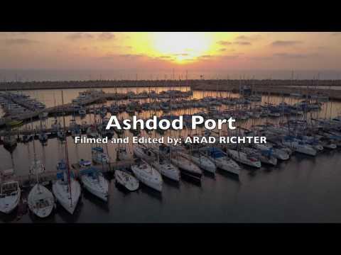 Mavic Pro - Ashdod Port