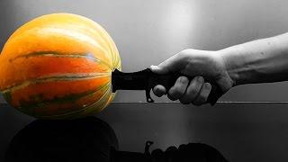 Halloween Pumpkin Balaclava