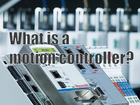 What is a motion controller?