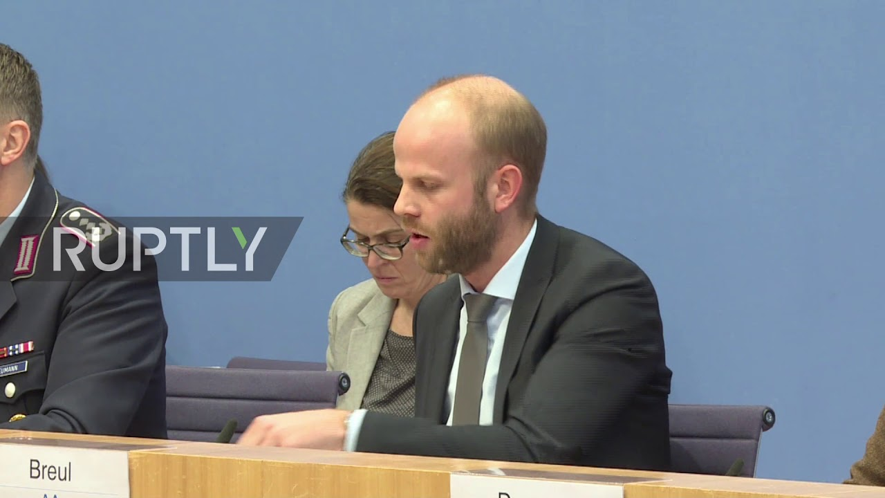 Germany: Govt. raises concerns over violence against Iranian protesters