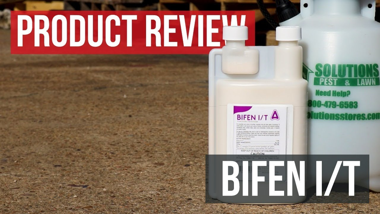 Bifen I/T Liquid Insecticide: Product Review