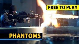 Ghost Recon: Phantoms - Lucha en equipo o muere solo (Español) [Trailer]