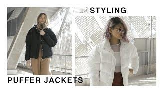 Styling Puffer Jackets
