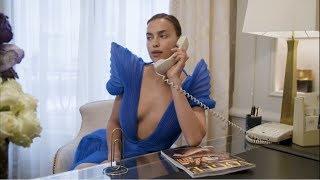 Irina Shayk to meet Gaultier for new fragrance Scandal à Paris