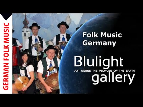 German folk music
