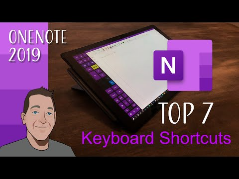 7 incredible OneNote keyboard shortcuts + 3 awesome tips (2019)