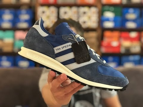 Adidas Spezial AW17 Drop 2 | TRX | And a can of gold spray paint?