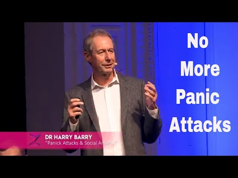 Zeminar Presents Harry Barry | Banish Panic Attacks for Life