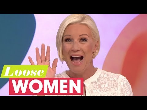 Denise Van Outen Knew Her Boyfriend Was the Right One for Her Within 10 Minutes  Loose Women