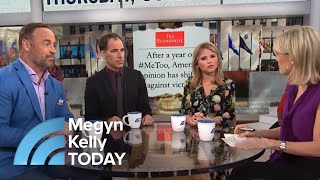 Is Opinion Shifting Against Sexual Misconduct Accusers? | Megyn Kelly TODAY