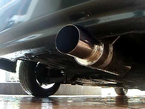 Custom Cat Back Exhaust System