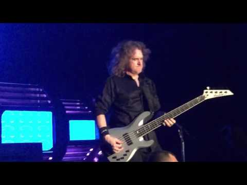 Megadeth, Dawn Patrol & Poison Was the Cure  Dallas, Texas