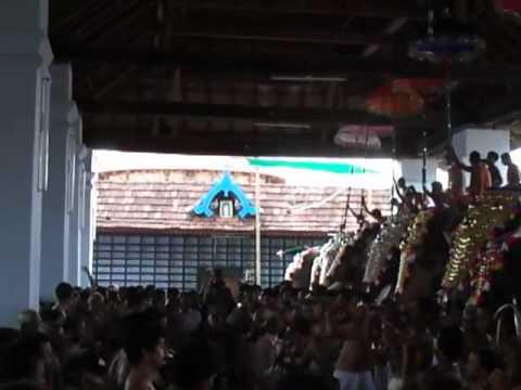 Panchari Melam - Koodalmanikyam Festival 2011 - Day 3