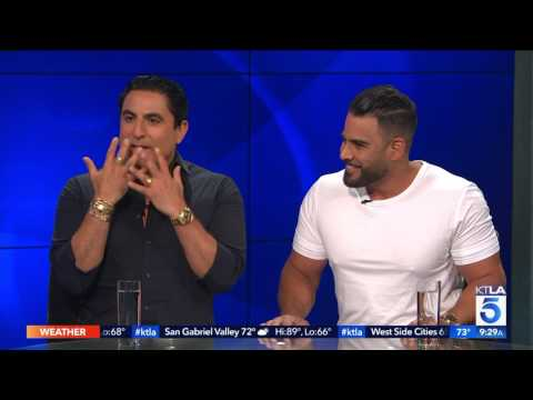 Shahs of Sunset Mike Shouhed and Reza Farahan on the Trip of a Lifetime to Israel