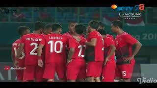 Download Video TIMNAS U 23 VS HONGKONG U 23 Skor 3   1 Asian Games 2018 MP3 3GP MP4