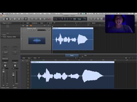 Logic Pro X Tutorial - Audio Normalize