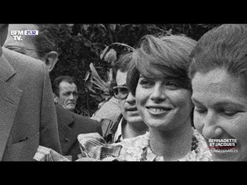 Jacqueline Chabridon, l'amour caché de Jacques Chirac - YouTube
