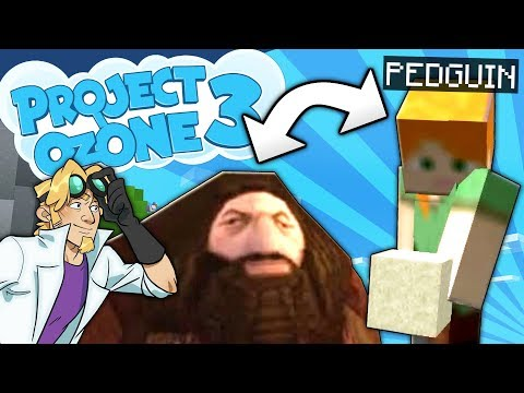 Minecraft Project Ozone 3 - PS1 PEDGUIN #4