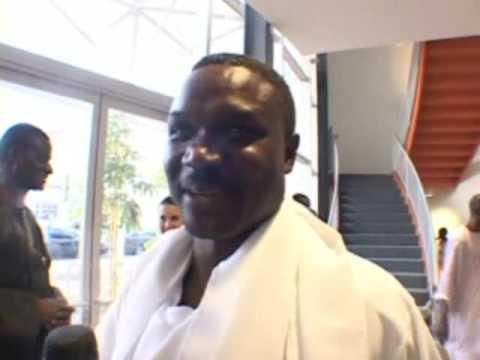 Los Angeles 2006 : Serigne Baba Dioum