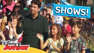 SHOWS | A Day in the Life of Mickey ft. Moshaya Family | Disney Junior Arabia