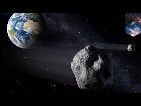 Massive Asteroid With Mini Moon To Pass Close To Earth - TomoNews