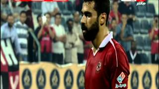 #معسكر_الأهلي | الهدف الرايع للأهلي من ضربة جزاء عن طريق اللاعب عبد الله السعيد