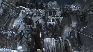 Rise of the Tomb Raider Wicked Vale Rope Puzzle