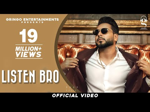 New Punjabi Songs 2021 | Listen Bro | Khan Bhaini | Gal Sun Makhna | PenduBoyz | Latest Punjabi Song - Gringo Entertainments