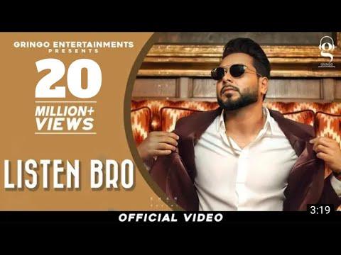 Listen Bro Lyrics | Khan Bhaini Mp3 Song Download