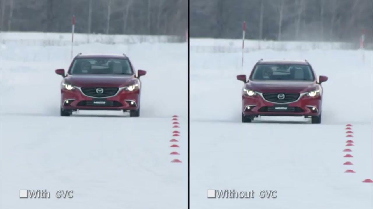 Mazda sistema g vectoring control km77 com