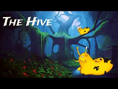 Let's Play – The Hive – Slug Kingdom Has Morphed!: