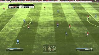 Fifa 13 PC Gameplay w/Xbox Controller