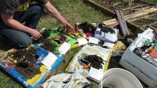 Filling Containers: Potting Mixes or Soil, Garden or Topsoil, Manure, Peat Moss Explained - MFG 2014