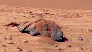 Viking First Views of Mars