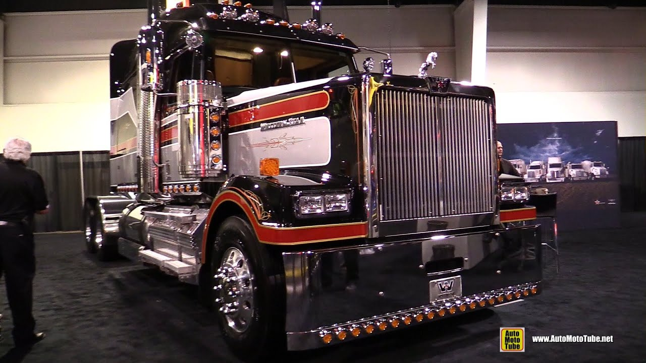 2016 western star 4900 ex highway tractor with dd15 505hp engine 2016 western star 4900 ex highway tractor with dd15 505hp engine exterior and cabin walkaround youtube publicscrutiny Image collections