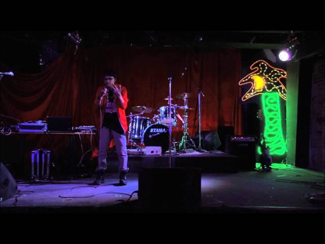 Teddy Trixstylez OMNI AUDITION DEC 12 2014