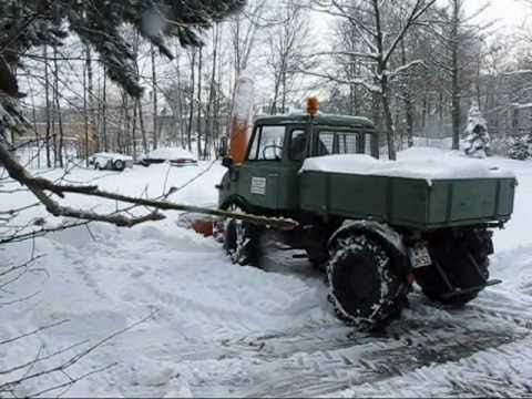 unimog 421 mit schneeschleuder s1 teil 2 youtube. Black Bedroom Furniture Sets. Home Design Ideas